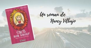 SNCB Mon amour Nancy Vilbajo