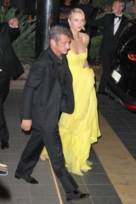 Charlize THERON  & Sean Penn