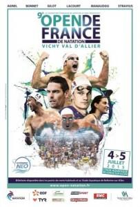 Open de France de Natation Vichy