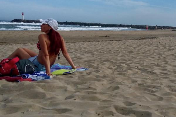 la mer et son horizon