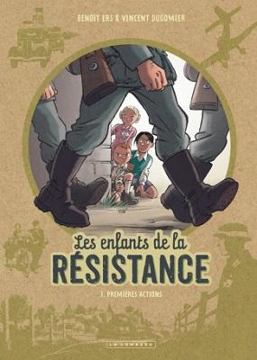 enfants-resistance-t1-premieres-actions-le-lombard