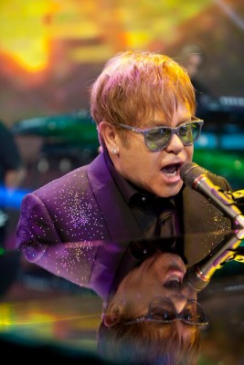 Elton John Andorre le 18 juillet