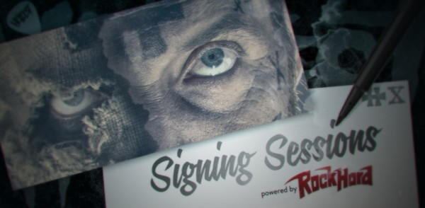 Hellfest 2015 Signing sessions