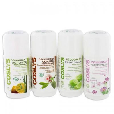 Le deodorants bio