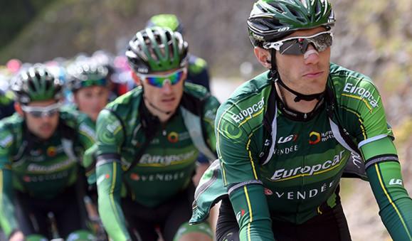ROLLAND Pierre (FRA) during the 69th Tour de Romandie 2015, Stage 2, Apples - Saint-Imier (168Km) in Switzerland, on April 29, 2015. Photo Tim de Waele / DPPI