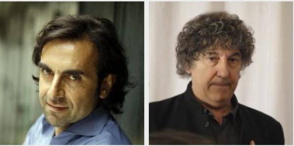 André Manoukian et Levon Minassian