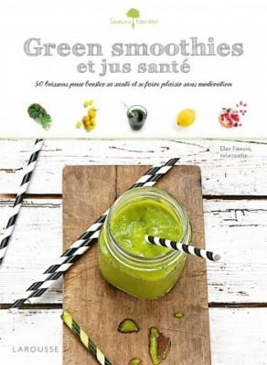 green smoothie et jus santé