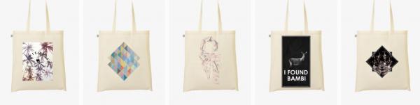 TRIAAANGLES : tote bag pour tous !