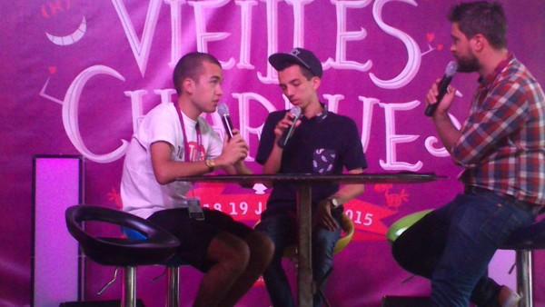 Bigflo & Oli: Vieilles charrues 2015