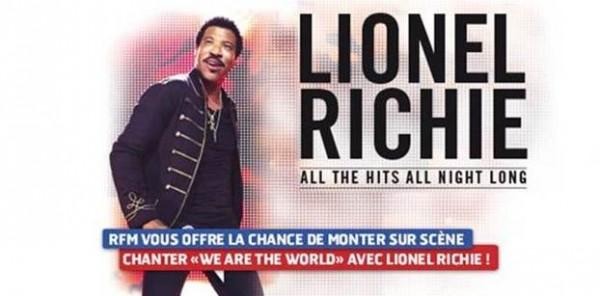 Lionel Richie RFM