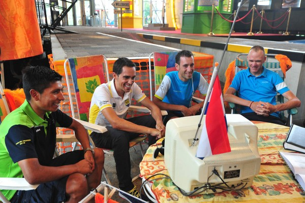 Nibali,Contador,Froome,Quintana