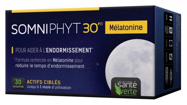 SOMNIPHYT-30-MELATONINE-30-CPS