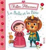 belle-et-bete-petites-princesses-fleurus