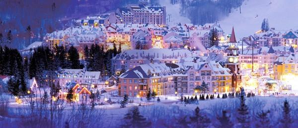 hiver au Québec