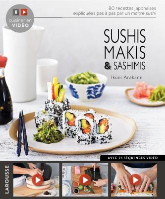 sushis makis & sashimis