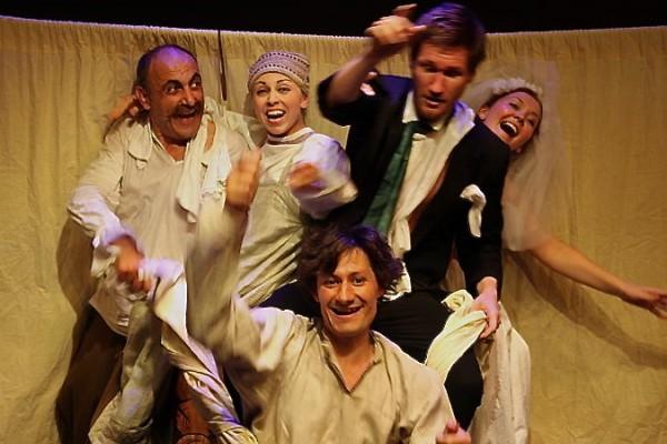 Le théâtre Arménien