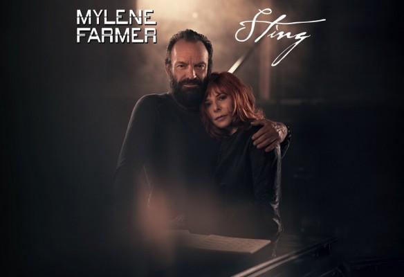 Mylène Farmer et Sting Stolen Car