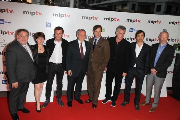 B. Paxton - O. Martinez - R. Liotta (4)MIP TV 2015