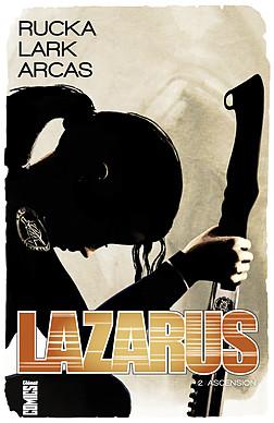 Lazarus T2.indd