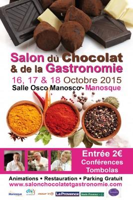 Salon Chocolat 2015