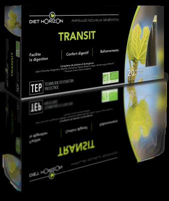 Transit-Ampoules nouvelle génération de Diet Horizon