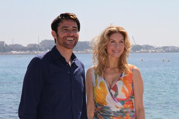 Elizabeth Mitchell & Goran Visnjic
