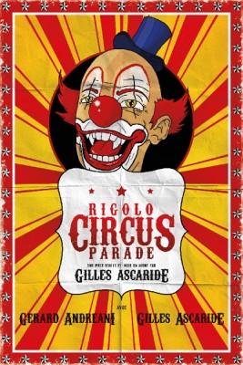 rigolo circus parade affiche