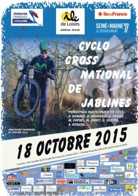Cyclo cross de Jablines 2015