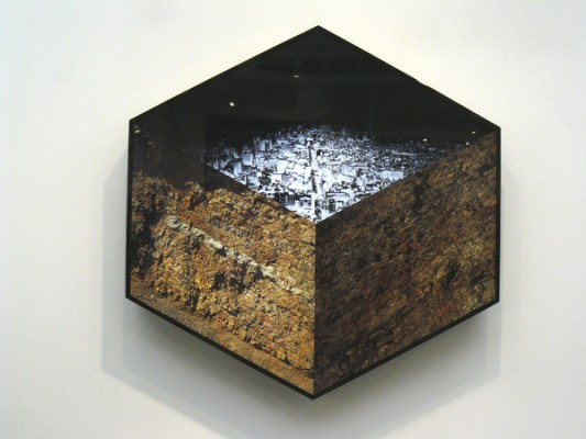 Doug Aitken, Earth Cube, 2014. Courtesy Regen Projects, Los Angeles