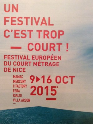 Festival du court métrage de Nice