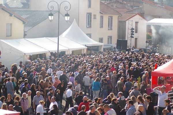Le public au rendez-vous de cette édition 2015