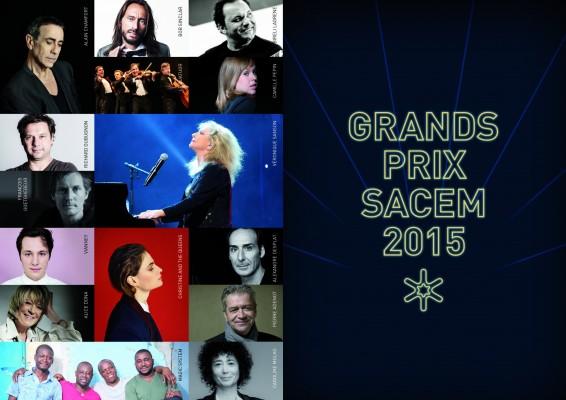 Grands Prix Sacem 2015