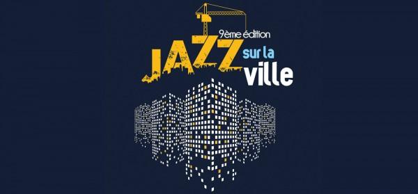 jazz sur la ville affiche