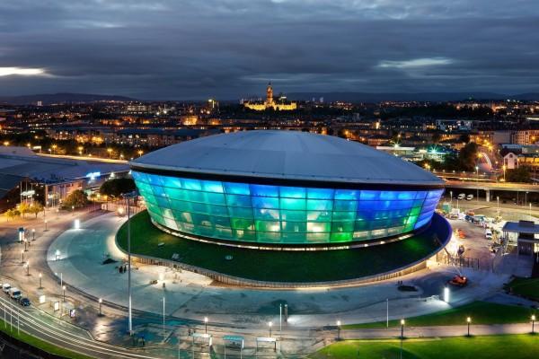 Hydro Arena Glasgow