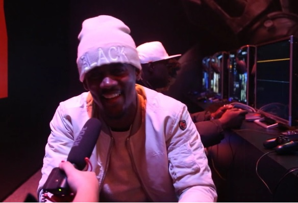 Call of Duty - interview Black M