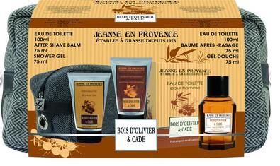 Jeanne en Provence pense aux hommes pour Noël 001