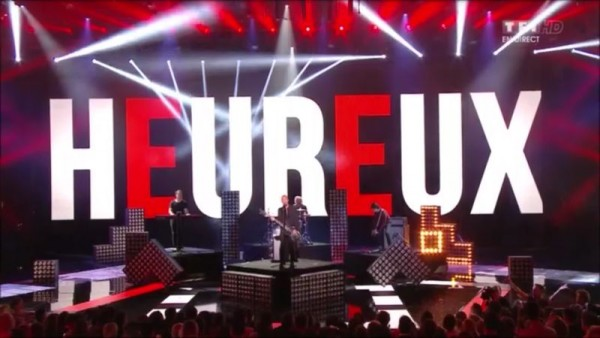 REPLAY NRJ MUSIC AWARDS -Calogero