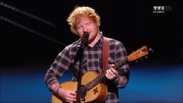 REPLAY NRJ MUSIC AWARDS -Ed Sheeran
