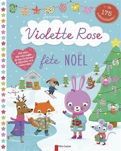 violette-rose-fete-noel-flammarion