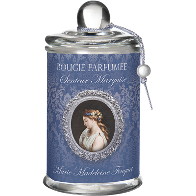 """Bougie parfumée """"Senteur marquise"""""""