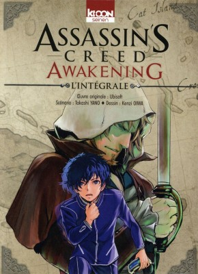 Intégrale Assassin's Creed : Awakening ©éditions Kioon