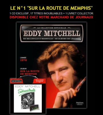 Eddy Mitchell : La collection officielle