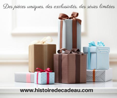 E-boutique Histoire de Cadeau