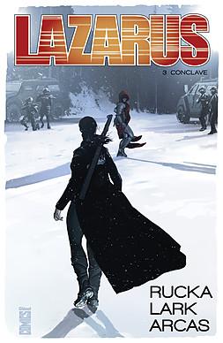 Lazarus Tome 3 couverture
