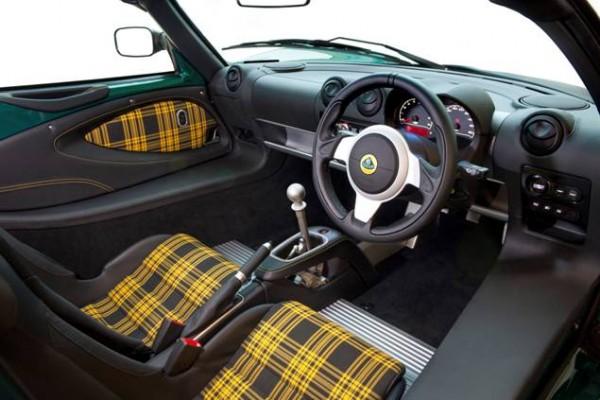 Nouvelle Lotus Exige Sport 350-interieur grand angle