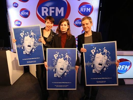 Prix du parolier de l'année RFM-Paris Match