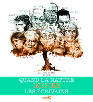 """""""Quand la nature inspire les écrivains"""" aux Ed. Plume de Carotte 001"""