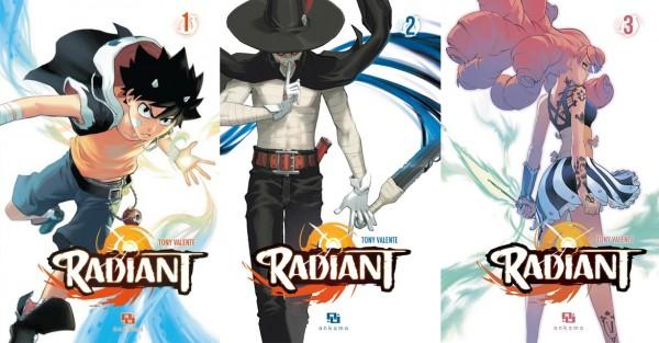 Radiant T1-2-3 ©Ankama