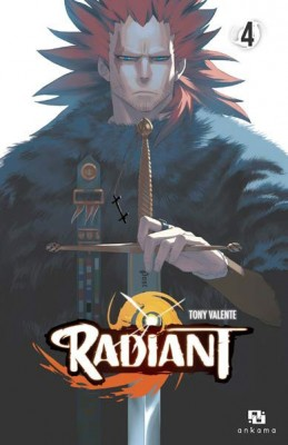 Radiant T4 couverture