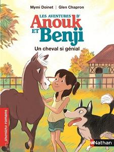 anouk-benji-un-cheval-si-genial-nathan